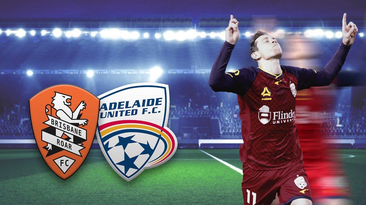 Rückkehrer Juric sorgt für den Einzug ins Halbfinale | Brisbane Roar - Adelaide United