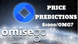 OmiseGo Price Predictions + News!
