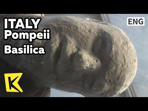 【K】Italy Travel-Pompeii[이탈리아 여행-폼페이]대재앙의 흔적, 바실리카와 미라/Basilica/Mirra/Volcanic Eruption/Vesuvius