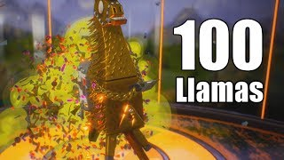 10000 Vbucks 100 Llama Opening | Fortnite | Part 2
