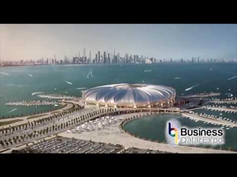 Business Qatar Expo 2017 Arabic