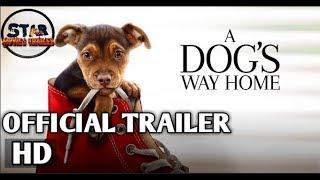 A DOG'S WAY HOME Trailer (2019)