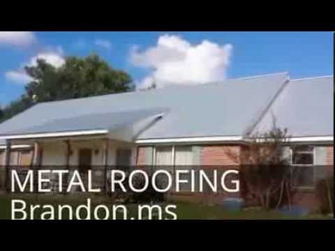 Metal Roof Installation Brandon Ms 601 212 5433 Metal