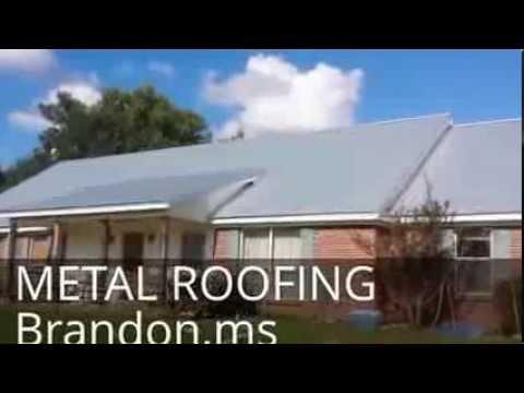metal roof installation Brandon Ms   601 212 5433   Metal roof over shingles Jackson Ms