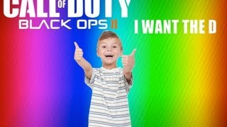 Black Ops 2 - Little Kid Will Suck Anyone