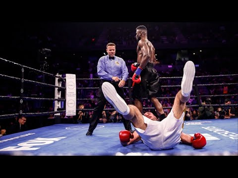 Efe Ajagba Top 10 Knockouts of Career So Far
