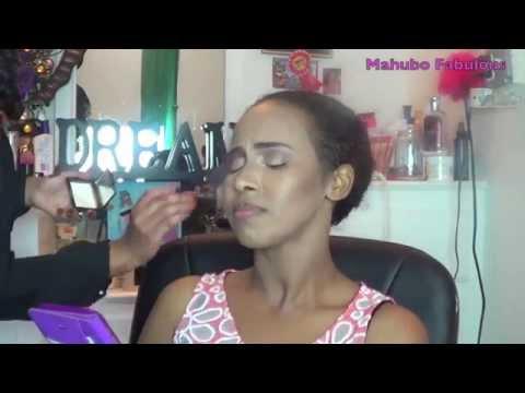 MAKE UP SESSION W/ Fabulous Somali Make Up Artist
