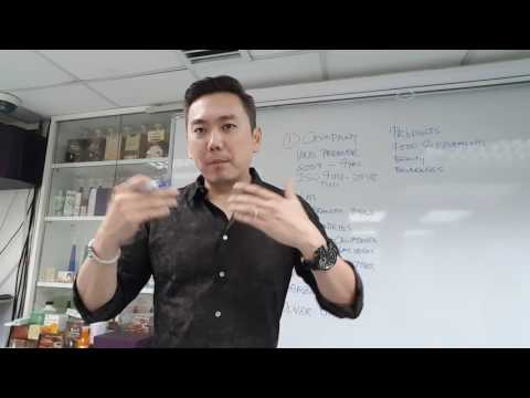 How present a business presentation in UNO by Paul Cheung part 1