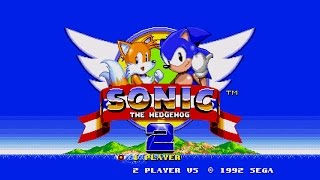 Sonic the Hedgehog 2 - Tails Playthrough