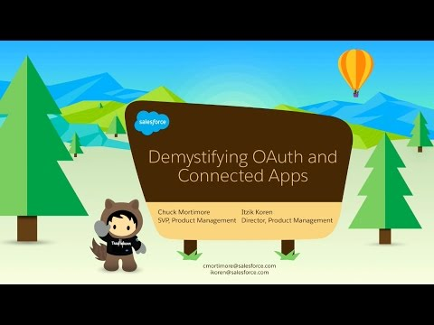 Demystifying OAuth and Connected Apps