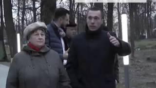 Парк в Новозыбкове преображается