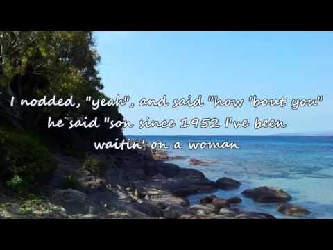 Brad Paisley   Waitin' On A Woman lyrics