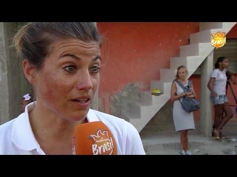Rio Update: Kim Lammers heeft alle vertrouwen in d - RTL BOULEVARD