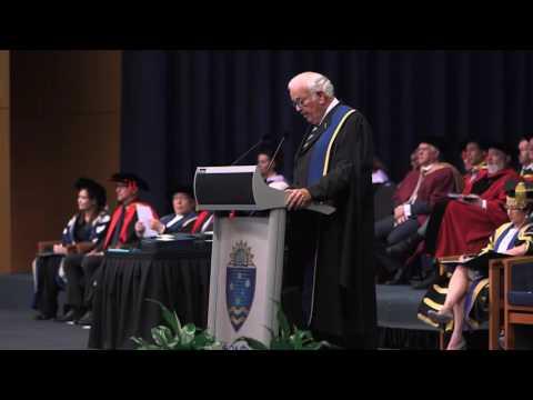 Bond University Graduation Ceremony October 2016 - Business & Law