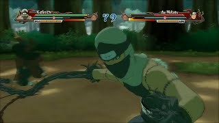 Naruto Shippuden Ultimate Ninja Storm Revolution - Kakuzu vs Hashirama   Chronologie 2
