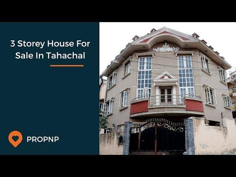 House for sale in Tahachal, Kathmandu (Nepal),