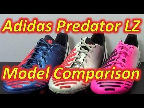 the best attitude 6858a 83799 Adidas Predator LZ VS Predator Absolion LZ VS Predator Absolado LZ - Line  Comparison - YouTube