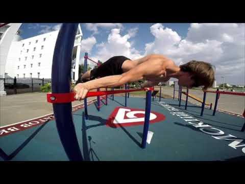 Valera Kischenko-Street Workout