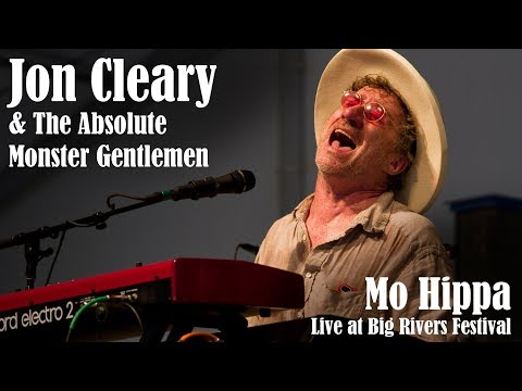 Jon Cleary & The Absolute Monster Gentlemen - Mo Hippa live at Big Rivers Festival Dordrecht