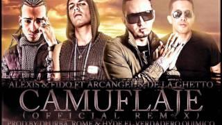 Camuflaje Remix - Energía Remix [Alexis y Fido]