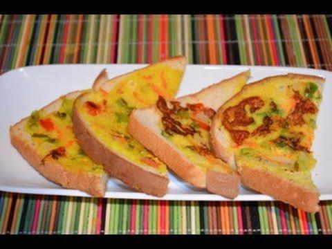 Sooji Toast