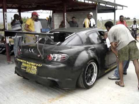 Guyana Circuit Racing Nov 2008