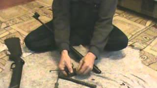 Заміна пружини в пневматичній гвинтівці