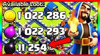 11,00,000+ GOLD & ELIXIR in ONE RAID! TH12 Farm to Max | Clash of Clans