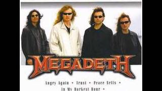 Megadeth - Extended Versions - Symphony Of Destruction