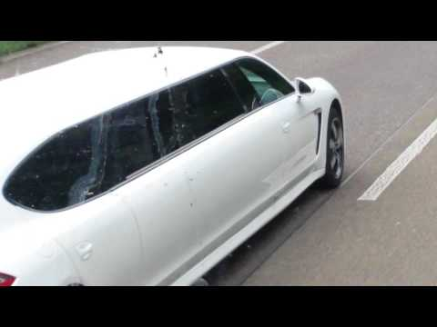 Porsche limousine