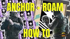 HOW TO ROAM/ANCHOR LIKE A DIAMOND/PLAT (Platinum Plays) - Rainbow Six Siege