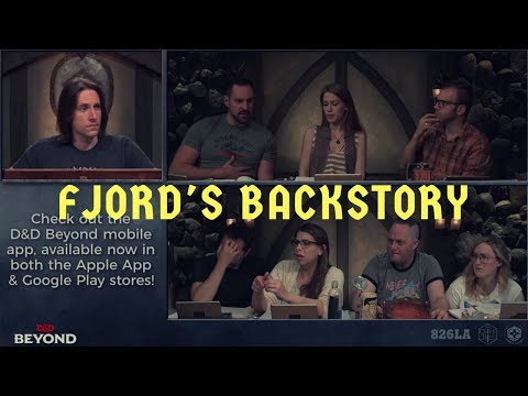 Fjord's Backstory