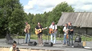 Second Russian Bluegrass Festival