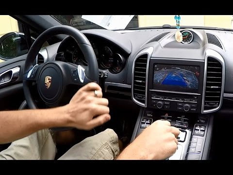 2011 & UP PORSCHE EQUIPPED WITH CDR-31 RADIO - BACKUP CAMERA INTEGRATION
