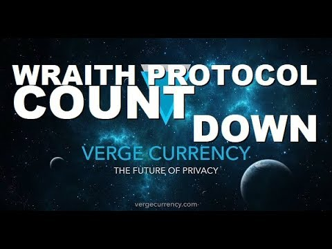 WHAT IS VERGE CRYPTOCURRENCY, WRAITH  PROTOCOL, AND HOW DO THEY WORK?