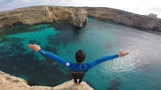 Cliff diving / high diving RIP entries (perfect landing) !