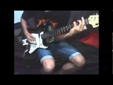 Bat Country Guitar Cover : by : Kelvin