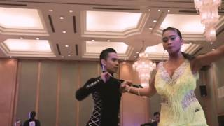 Youth A Open Latin Final | 1st KLDSA DanceSport Championship