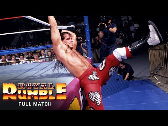 FULL MATCH - 1995 Royal Rumble Match: Royal Rumble 1995