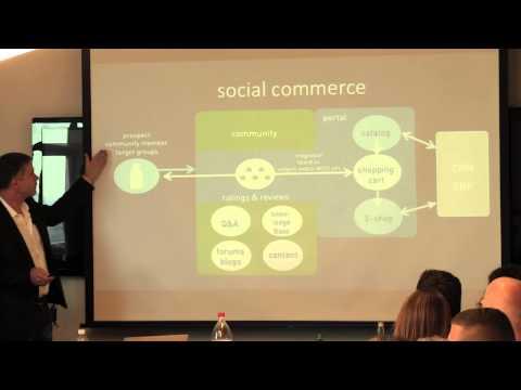 Andreas Nicklas Lithium Technologies, Socialize13 SummertimeMeetUp