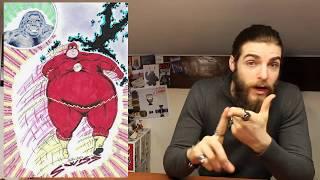 JT COMICS #124 - DC EMMERDE ALAN MOORE (c'est légal !)  / Un Fan Art … étrange ! / Marvel - 23/01/18