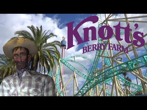 2018 Knott's Berry Farm Tour & Review with The Legend