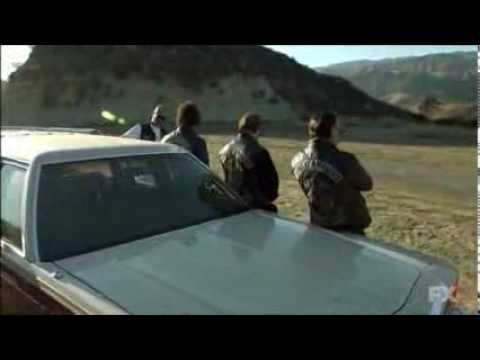 Sons Of Anarchy Mexican Gunfight