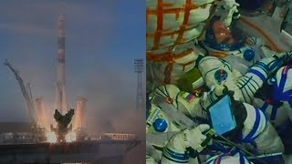 Soyuz MS-11 launch