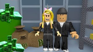 ROBLOX Escape The Bank And Jewellery Store Robbery Obby