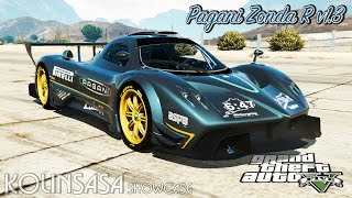 GTA 5 Pagani Zonda R v1.3(Скачать модификацию (Download modification): http://maniamods.ru/load/cars_for_gta_5/pagani/pagani_zonda_r_add_on/827-1-0-3117 Обзор ..., 2016-02-25T12:24:54.000Z)
