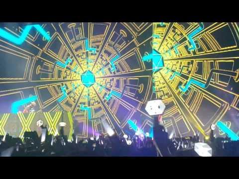 [[Fancam]] Exo'rDium in Mexico 같이해 + Full Moon + Drop That + Lucky + Run