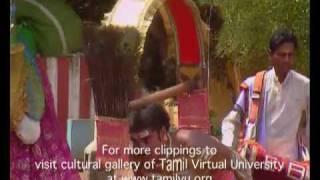 Tamilnadu Folk Dance - Karagam
