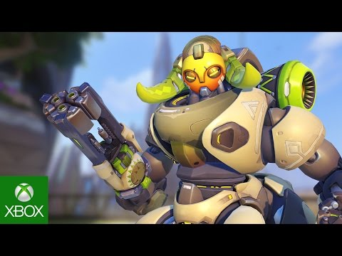 Overwatch – New Hero Orisa Is Now Live! | Xbox One