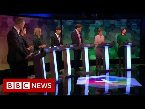 UK Election 2019: BBC Debate in Cardiff - BBC News